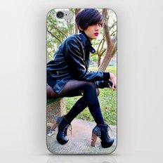 Fashion Pic iPhone & iPod Skin