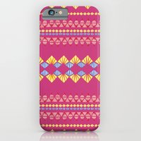 Aztec Geo iPhone 6 Slim Case