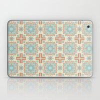Cute Crosses Pattern Laptop & iPad Skin