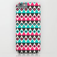 iPhone & iPod Case featuring Geometric Aztec by Ashley