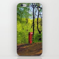 Call Of Nature iPhone & iPod Skin