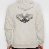 Winged Beauty Hoody