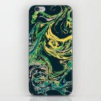 Swirling World V.1 iPhone & iPod Skin