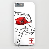 Heroes Helper iPhone 6 Slim Case
