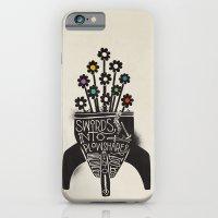 Swords Into Plowshares iPhone 6 Slim Case