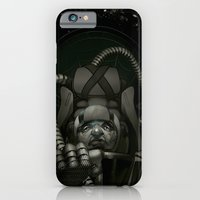 Sky Masters - It's Cold and Lonely in Space (french grey) iPhone 6 Slim Case
