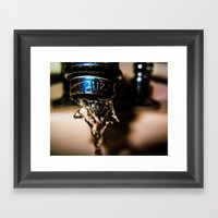 A112 Framed Art Print