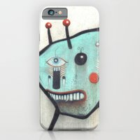 iPhone & iPod Case featuring Dogshrimp by Arcane