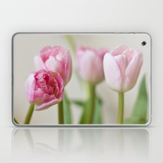 Soft tulips Laptop & iPad Skin