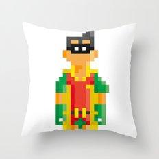 R8bit Throw Pillow