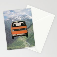 Car Ma Ged Don Stationery Cards
