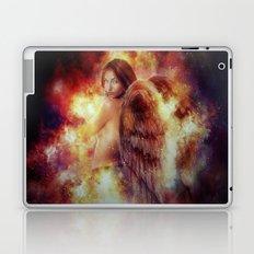 Facing Fire Doll Laptop & iPad Skin