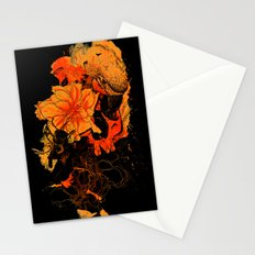 Pollination Dark Fire Stationery Cards