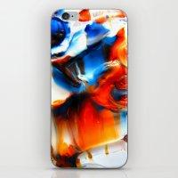 signal cascade iPhone & iPod Skin
