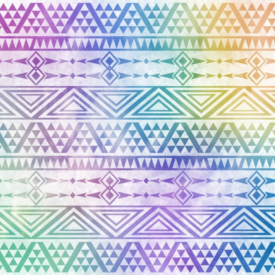 Tribal Voice Canvas Print