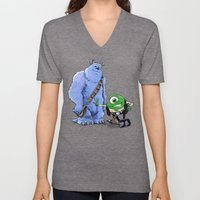 Hike And Chulley Unisex V-Neck