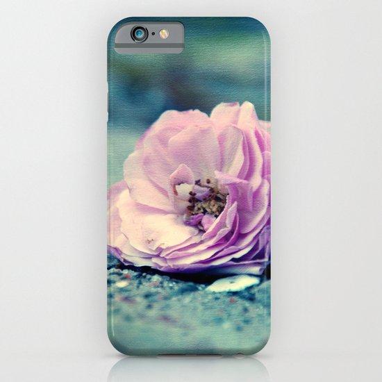 rose on beach iPhone & iPod Case