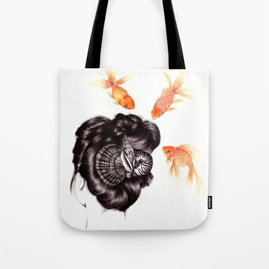 Hair Sequel IV Tote Bag
