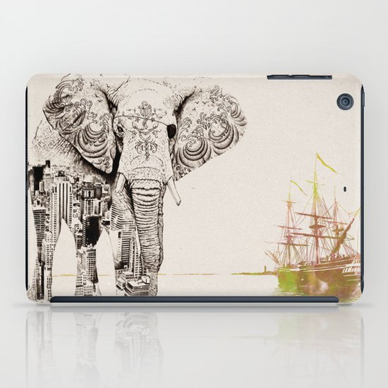 Tattoo Me iPad Case