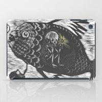 Hungry Fish iPad Case
