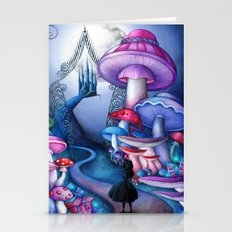 Alice - Gates to Wonderland Stationery Cards