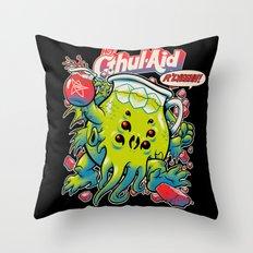 CTHUL-AID Throw Pillow