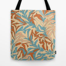 Motivo floral Tote Bag