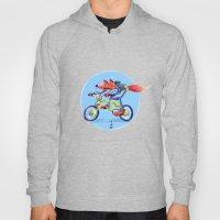 fox bike Hoody