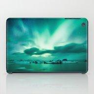 Aurora Borealis. iPad Case
