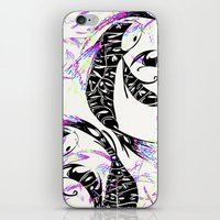 Water Instinct iPhone & iPod Skin