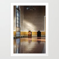 Union Station 2 Art Print