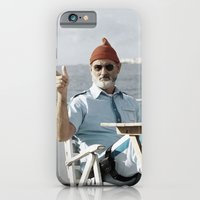 iPhone Cases featuring LIFE AQUATIC by VAGABOND