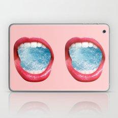 Live Breathe Ocean Laptop & iPad Skin