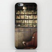 FADED MEDICINE SHOP iPhone & iPod Skin
