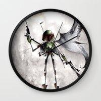 The Fett Wall Clock