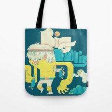 Big Ballin' Tote Bag