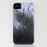 Raven Feathers iPhone (4, 4s) Slim Case