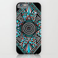 iPhone Cases featuring New Paths by Pom Graphic Design