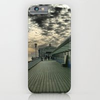 iPhone & iPod Case featuring Pier Theatre, Bournemouth by Roboz
