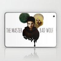 The Master & The BadWolf Laptop & iPad Skin