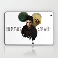 The Master & The BadWolf Laptop & iPad Skin