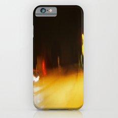 Yellow Lights iPhone 6 Slim Case