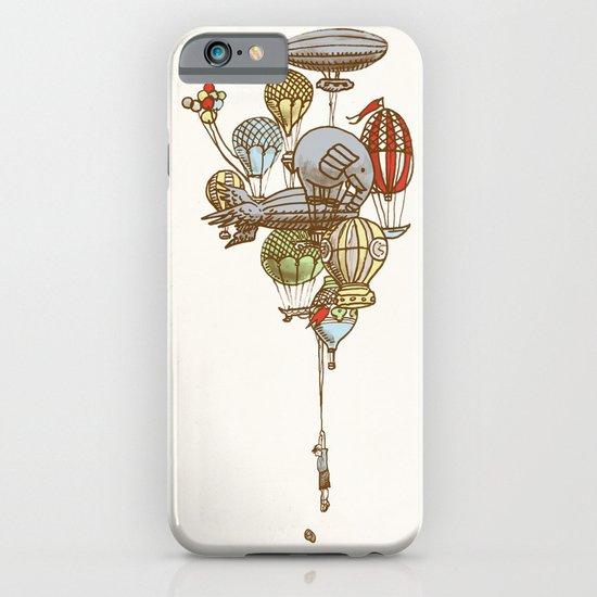 The Great Balloon Adventure iPhone & iPod Case