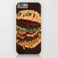 Monster Burger iPhone 6 Slim Case