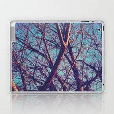Blue tree Laptop & iPad Skin