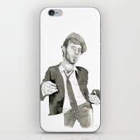 Tom Waits: The Early Yea… iPhone & iPod Skin