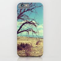 iPhone & iPod Case featuring New Mexico 8 by Mina Teslaru