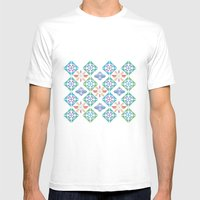 Fish Parts Mens Fitted Tee White SMALL