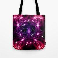 Abstract Stars Tote Bag
