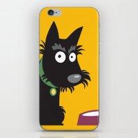 Scottie iPhone & iPod Skin